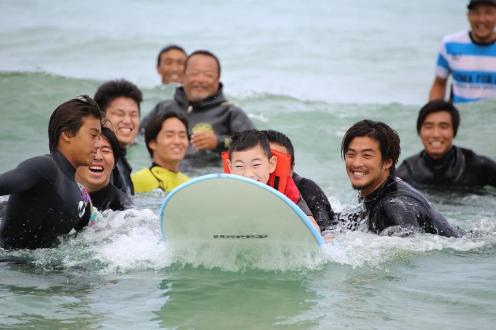 (レプロ)サーフィン体験